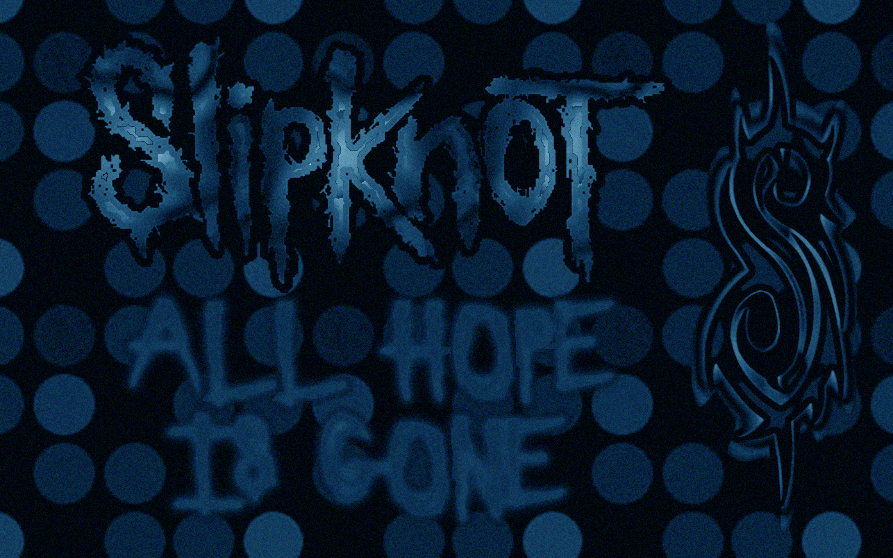 Slipknot logo on slipknot fans deviantart ngrubor 4 0 all hope is gone by timofticiuc2 biocorpaavc Choice Image