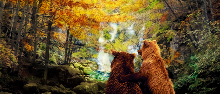 Bears by TurinAnglachel