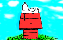Snoopy by TurinAnglachel