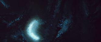 The sea in a dark night by TurinAnglachel