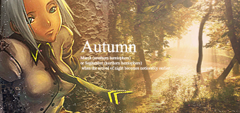 Autumn by TurinAnglachel