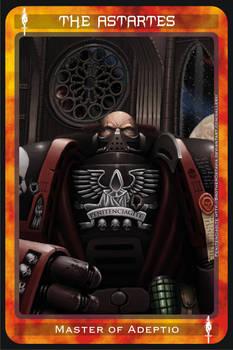 Master Adeptio - Astartes II