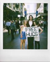 Free hugs by Little-miss-sponge