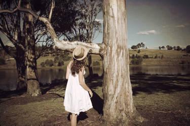 Sitting in a tree. by Little-miss-sponge