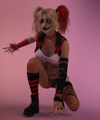 Harley Quinn 1 by Showa93