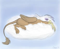 On A Cloud Somewhere by Ribnose