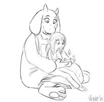 Undertale Sketches - Learning How