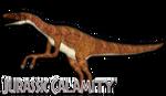 Proceratosaurus - Jurassic Calamity by budhiindra