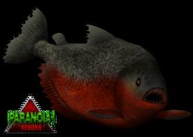 Mega Piranha - Paranoia by budhiindra