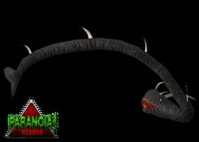 Cadborosaurus (Fish) - Paranoia by budhiindra