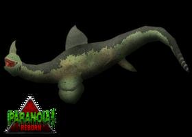 Tresco Sea Monster For Paranoia by Z-studio by budhiindra