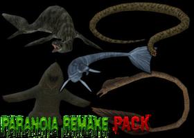 Paranoia Remake Pack - Paranoia by budhiindra