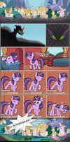 Comic: Sombra's Revenge