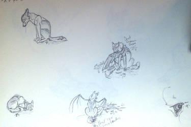 sketch book page 3 jan. 12,2o14