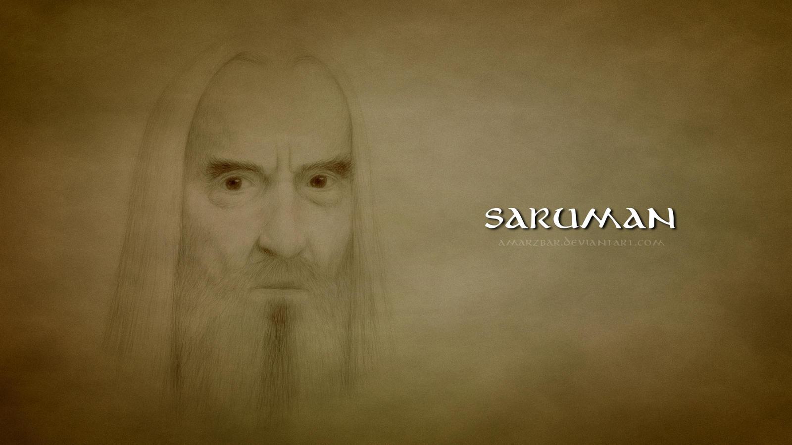 Saruman by AMarZBar
