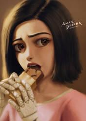 Alita: Chocolate Angel