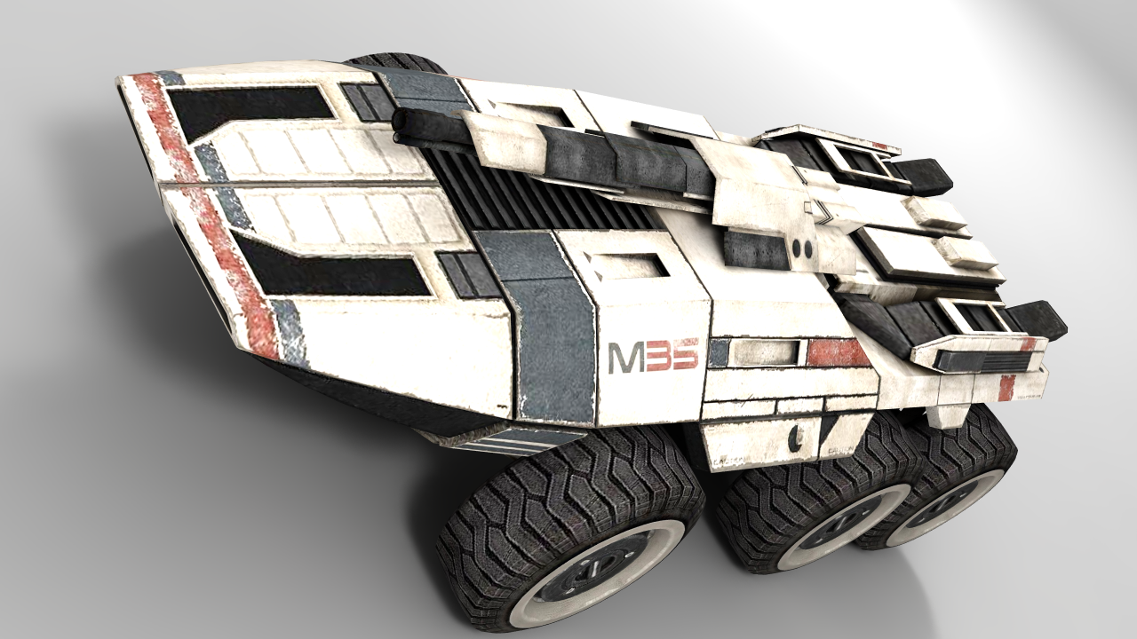 M35 from Mass Effect by CKuhn