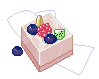 [F2U] Fruit Cheesecake by cyanivy