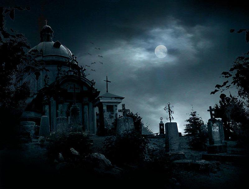 Old cemetery by DarckBMW on DeviantArt