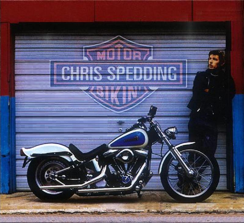 Chris Spedding: Motor Bikin'