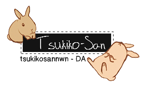 Tsukiko San Logo by TsukikoSannwn
