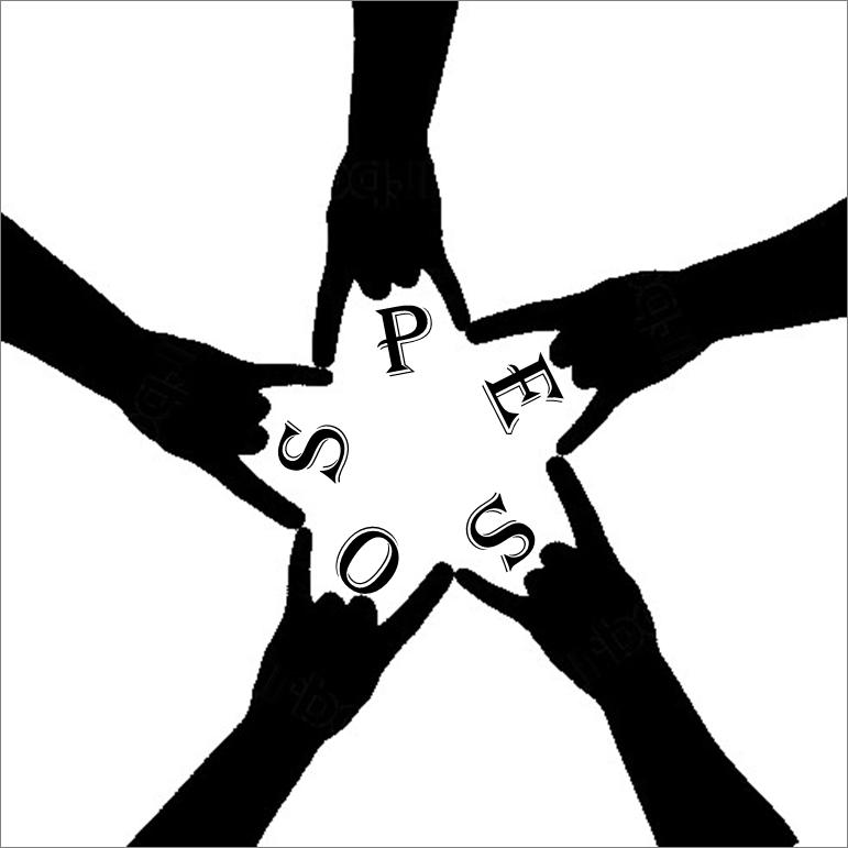 Philippines Emo Scene Online Society Pesos Logo9 By