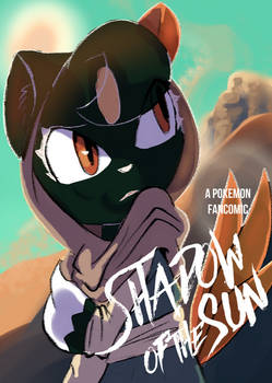 Pokemon: Shadow of the Sun UPDATED COVER