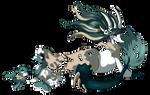 Variations of Palaar #1: Abyssal Primarina
