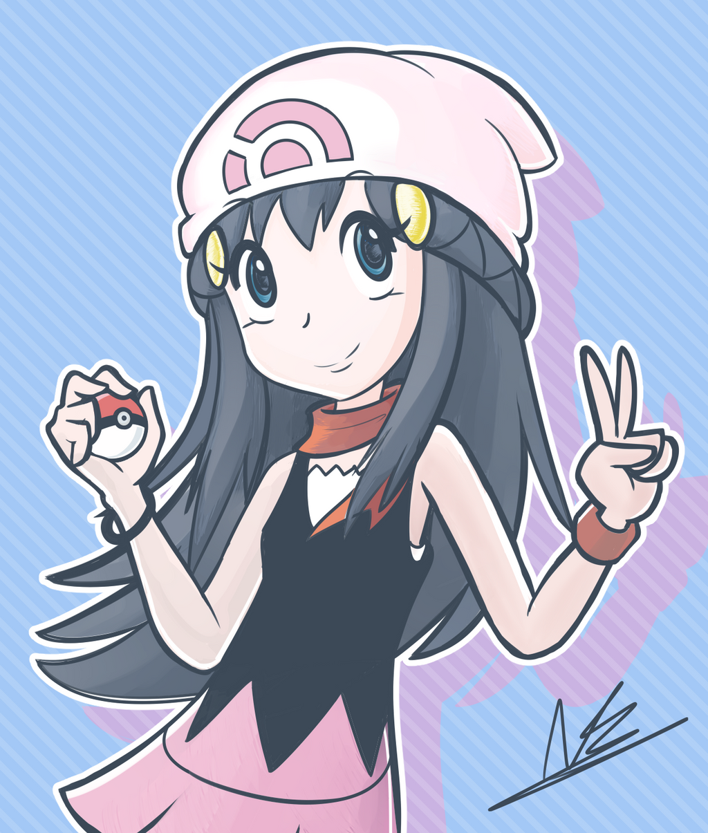 Pokemon Dawn: Dawn (Pokemon) By Balitix On DeviantArt