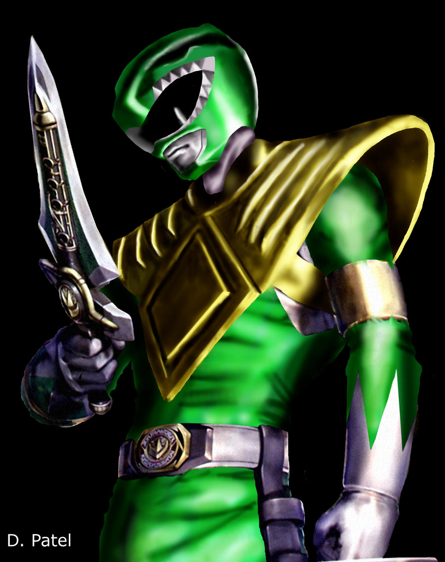 mighty morphin green ranger wallpaper - photo #20