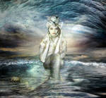 Ancient Sea Goddess Two