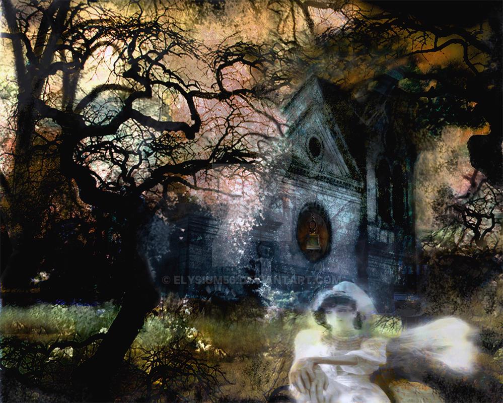 Ghost Bride by Elysium56