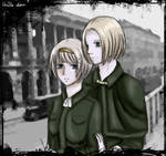 APH: Tired of wars