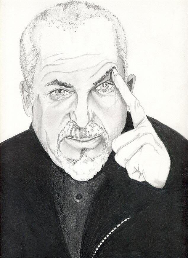 Peter Gabriel by JoeSoul