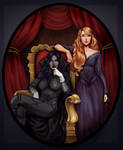 Auriana and Casey