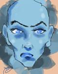 Nosferatu Blue
