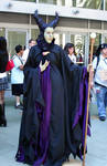 Maleficent by Hateful-Pancake