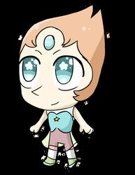 Pearl Chibi by Nickyparsonavenger