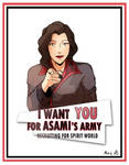 Asami Wants You