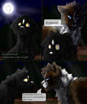 Warriors - Iniquity - page 1
