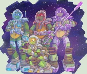 TMNT 2012 - Space