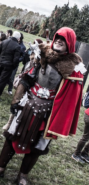 Assassin S Creed Brutus Romulus Armor Cosplay By Micizio On Deviantart
