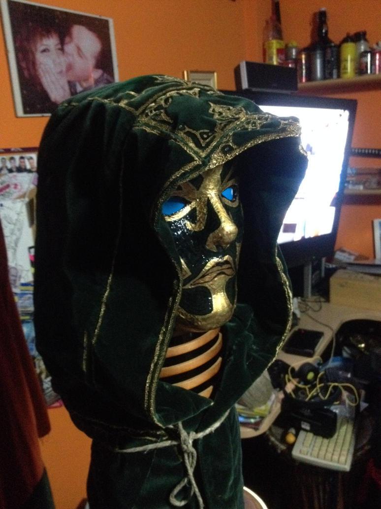 Ishak Pasha Mask by micizio