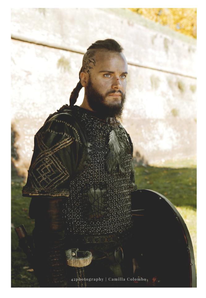 Ragnar Lothbrok Cosplay by micizio