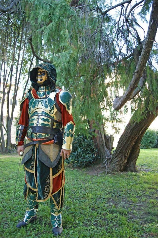Ishak Pasha Armor by micizio