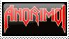 Anorimoi - stamp
