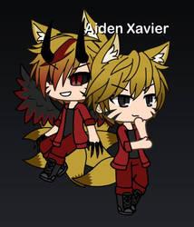Aiden Xavier (Gachasona)
