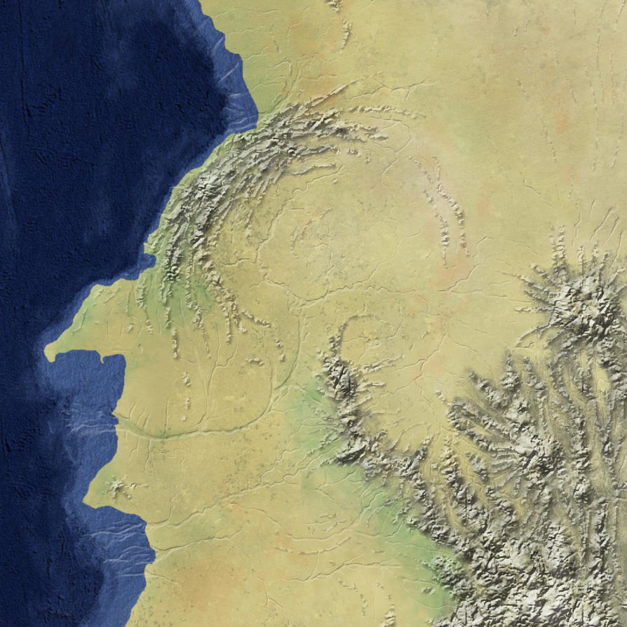 Surrat_relief map by Lukc