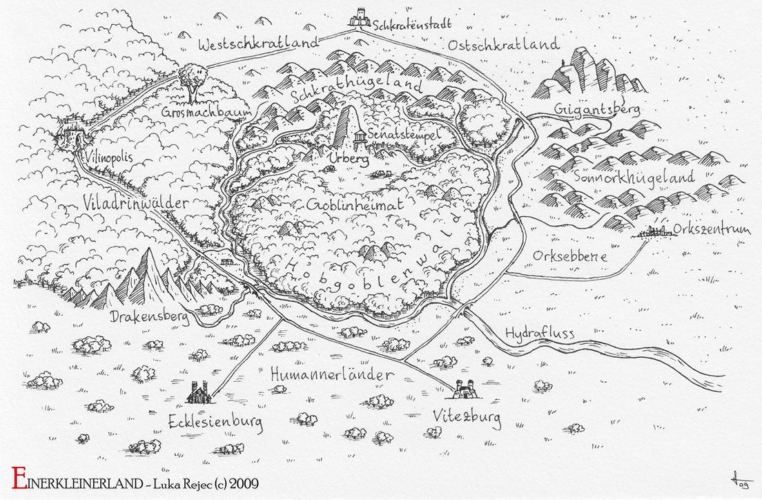 Einerkleinerland by Lukc