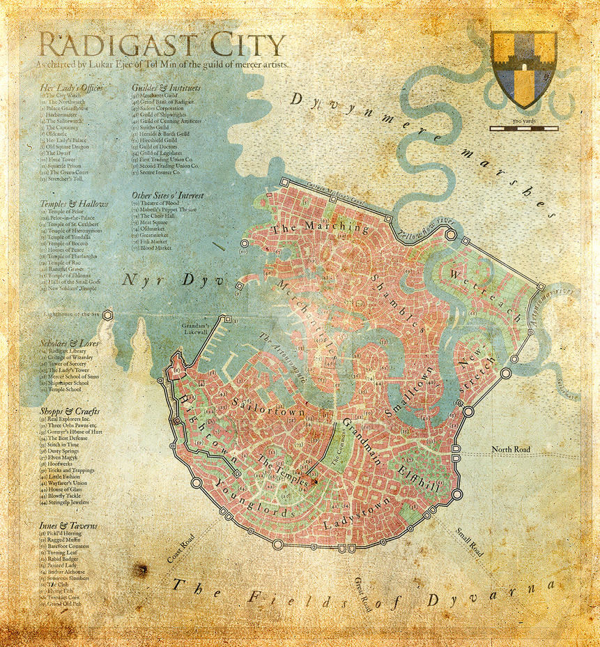 Radigast City by Lukc